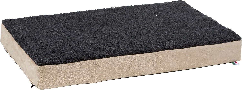 Kerbl Memory Foam Mattress, 115 x 75 x 8 cm