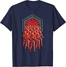 Star Wars The Rise of Skywalker Red Trooper Army T-Shirt