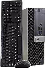 Dell OptiPlex 7040 Small Form Business PC Desktop Computer, Intel i5-6500 3.2GHz, 8GB DDR4 RAM, 512GB SSD, Windows 10 Pro,...