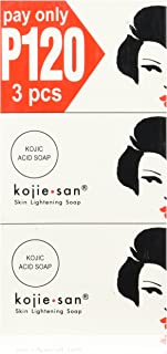 kojie san soap results