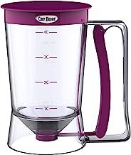 Chef Buddy Batter Dispenser, 4-Cup, Purple