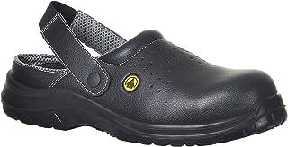 Portwest Workwear Mens ESD Safety Clog 36/3 SB AE
