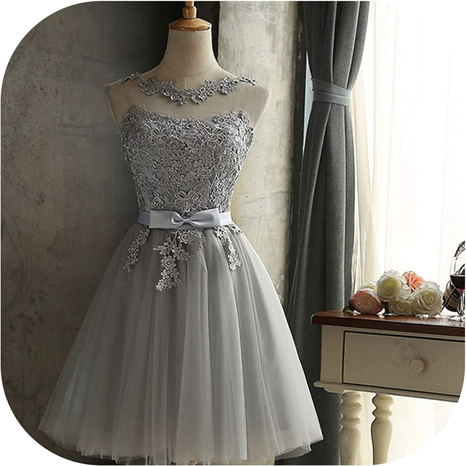 Short Prom Dresses Sexy Backless Lace Up Prom Gown Formal Dress Women Occasion Party Dresses