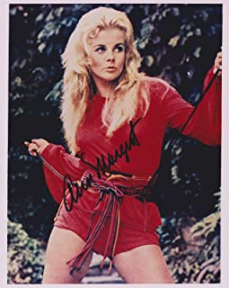 Ann Margret Signed Autographed Glossy 8x10 Photo - COA Matching Holograms
