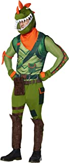 Adult Rex Fortnite Costume | Officially Licensed
