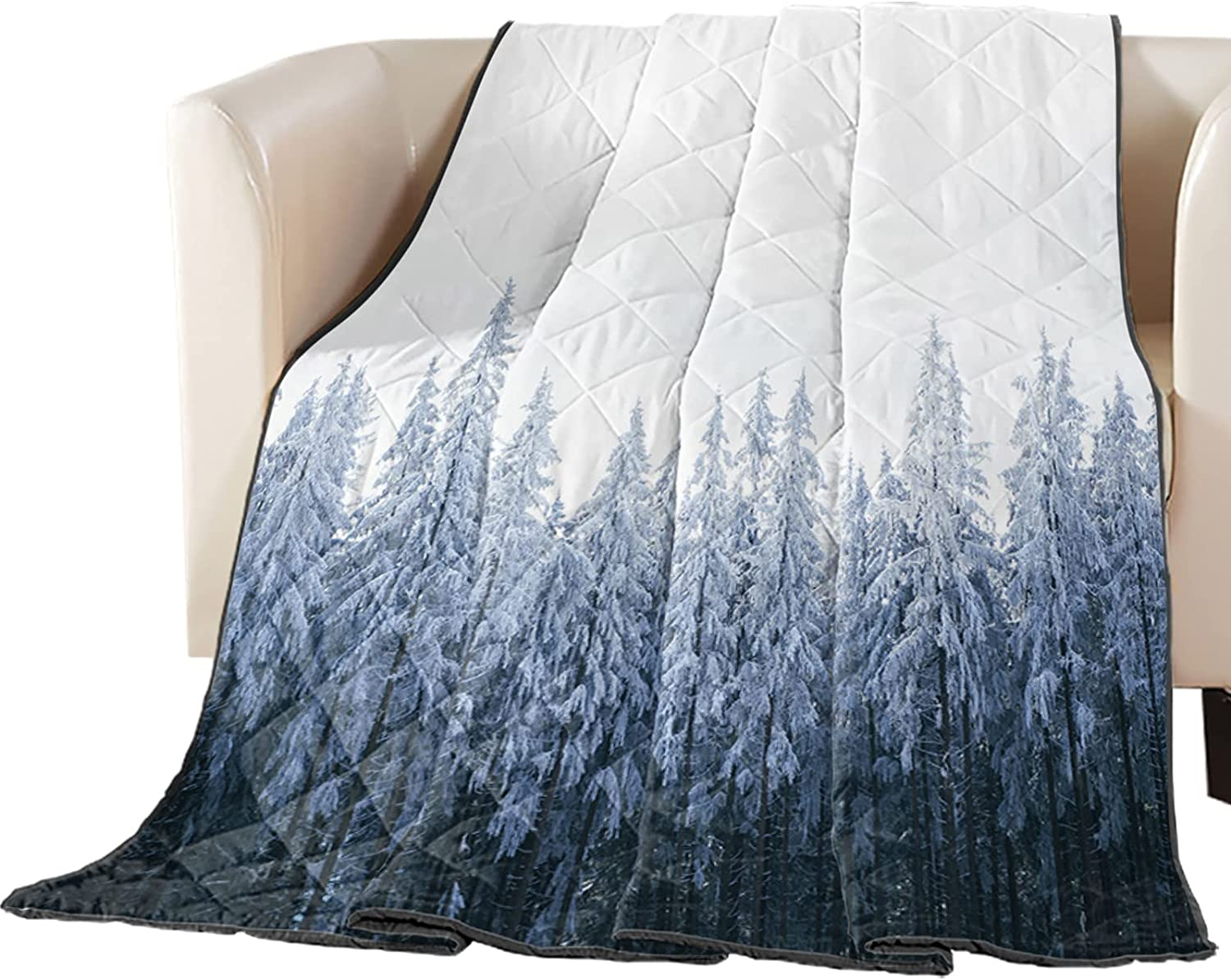 Down Alternative Reversible Comforter Cotton Fill Quilted New Shipping Time sale Free Throw