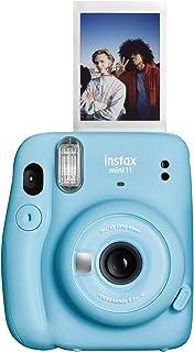 كاميرا التصوير الفوري انستاكس ميني 11- لون ازرق سماوي