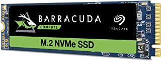 Seagate Barracuda 510 500GB SSD Internal Solid State Drive PCIe Nvme 3D TLC NAND for Gaming PC Gaming Laptop Desktop (ZP50...
