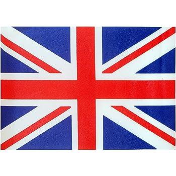 Great Britain Union Jack Flag Rattle Noise Makers x 2