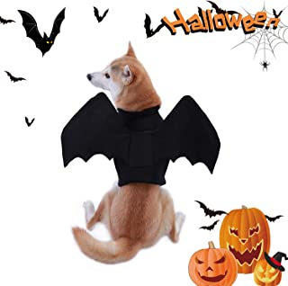 PAWZ Road Halloween Bat Pet Costume for Dogs and Cats from S to 2XL