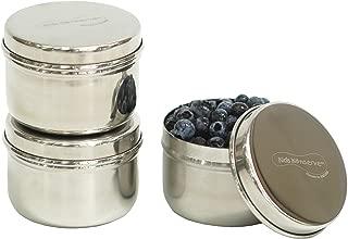 U-Konserve KK041 Food Containers, 3 oz, Mini