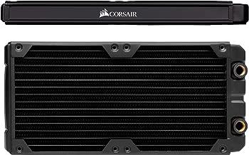 Corsair Hydro X Series XR5 280mm Water Cooling Radiator, Black