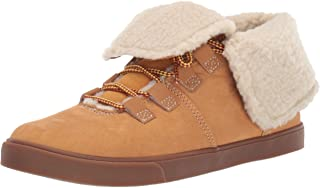 Timberland Dausette Fleece Fold Down Boot Womens Fashion Boot