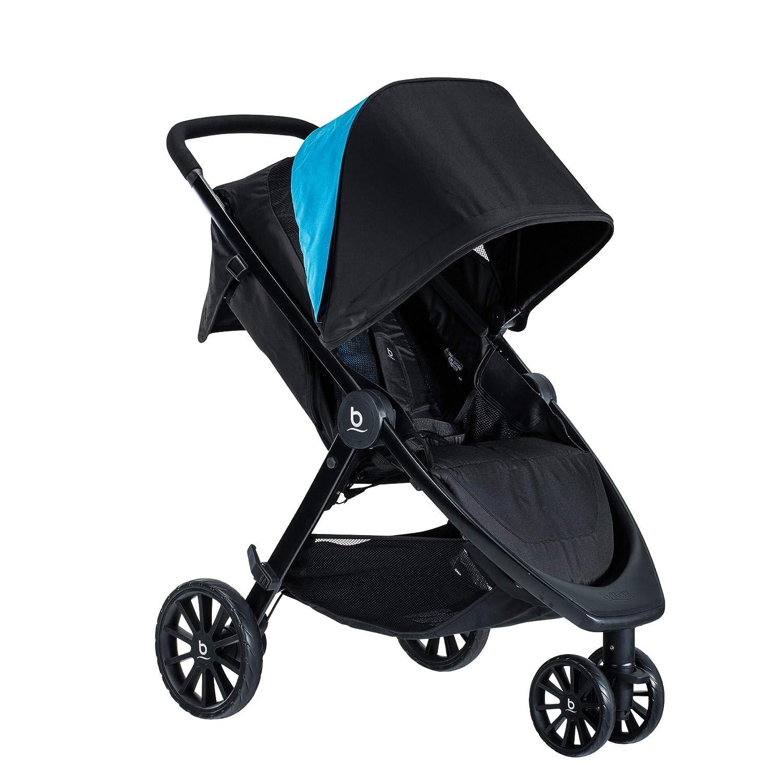 Britax B-Lively Lightweight Stroller, Cool Flow Teal