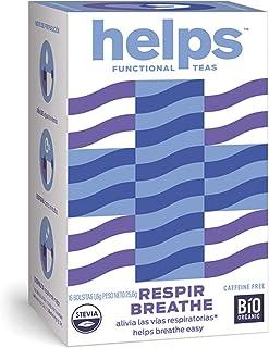 HELPS INFUSIONES - Infusión A Base De Eucalipto, Tomillo,