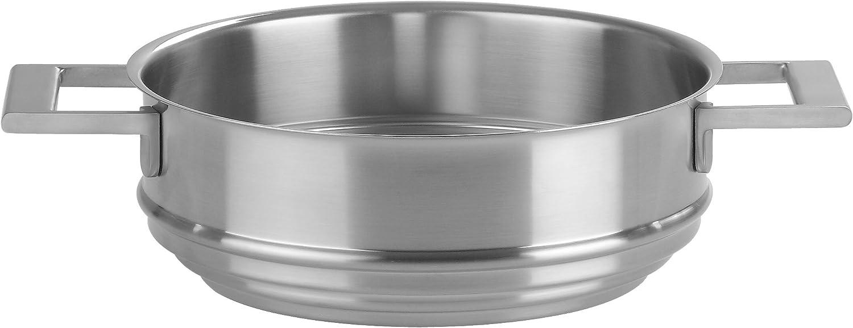 /Collezione Strate Cristel/ /cuit-vapeur Inox/ Acciaio Inox CVU20SF