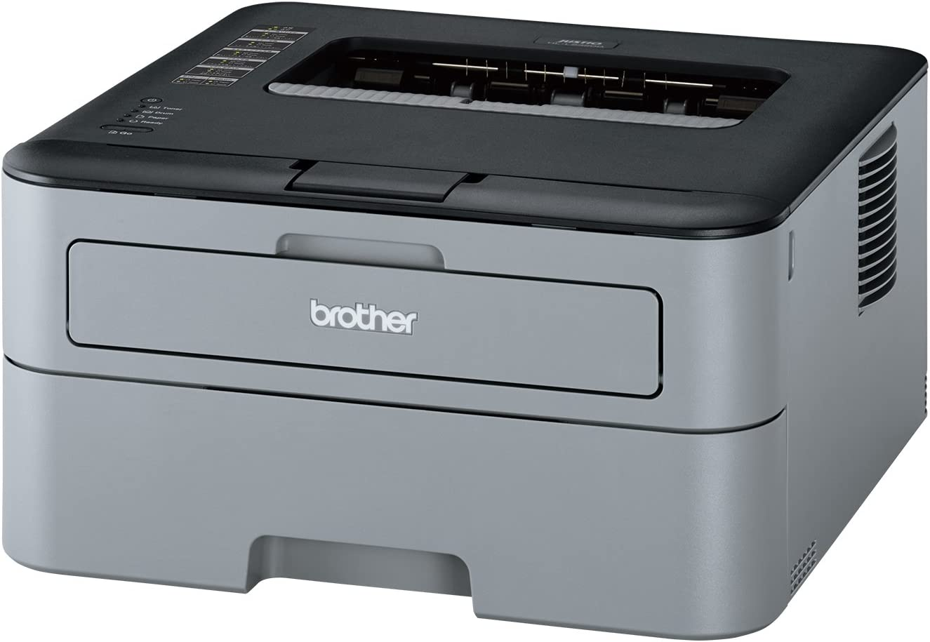 brother レーザープリンター A4 モノクロ JUSTIO HL-L2320D