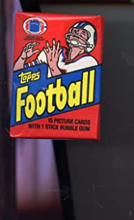 1982 topps football cards