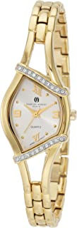 Charles-Hubert, Paris Women's 6805 Classic Collection Gold-Plated Watch