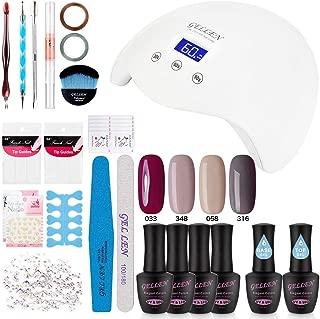 light elegance manicure gel