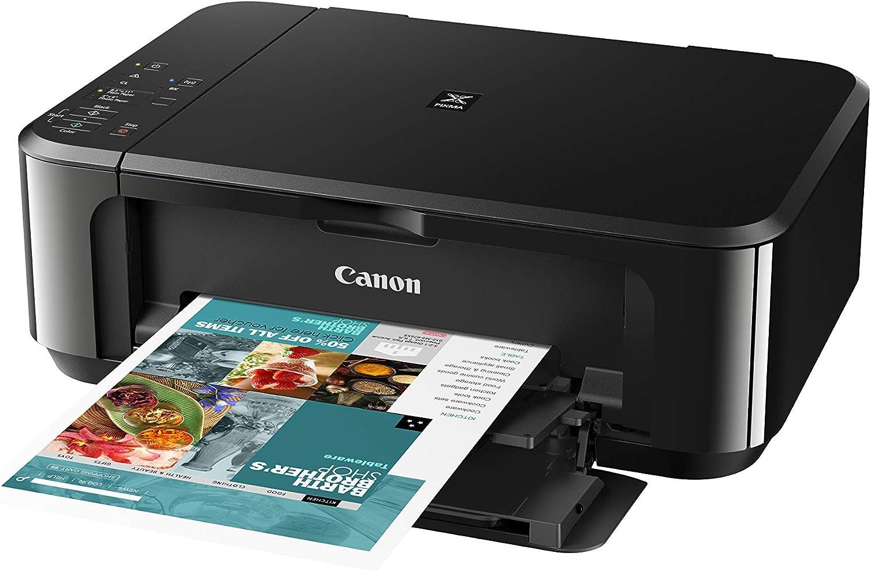 Canon PIXMA MG20S Drucker Farbtintenstrahl DIN A20 , schwarz ...
