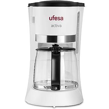 Ufesa CG7123 Activa - Cafetera de Goteo, con Capacidad para 12 ...