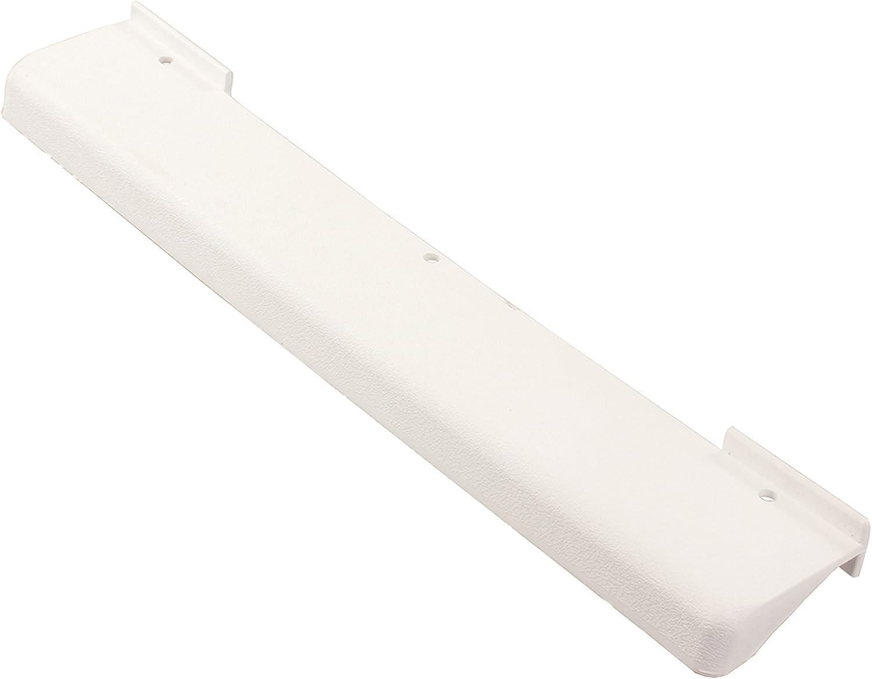 JR Products RV Trailer 0.81 Inch Shaft White Plastic Window Crank Knob