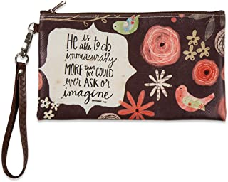 Brownlow Gifts Zippered Bag, Immeasurably More