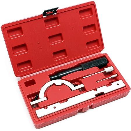 Bh Hengda 5 Tlg Motor Einstellwerkzeug Steuerkette Opel Arrtierwerkzeugsatz Wechseln Steuerkette Werkzeug Arretierung Nockenwellen Auto