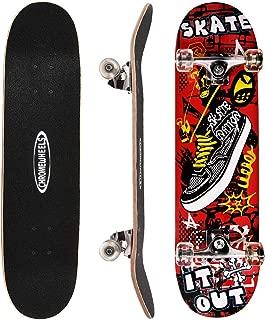 maple brand skateboards