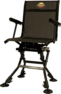 RHINO OUTDOORS RC-009 Deluxe Adjustable Hunting Chair...
