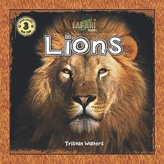 Safari Readers: Lions