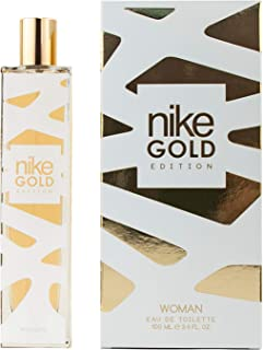 Nike - Gold Edition para Mujer Eau de Toilette 100 ml