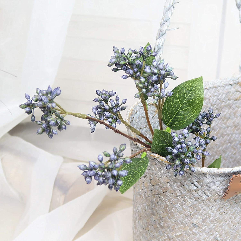 North Latest item It is very popular European Garden Style Small Arrangement Flower Wild Fruit