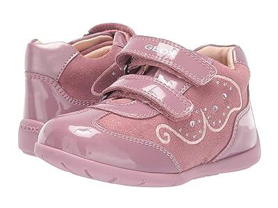 Geox Kids Kaytan 60 (Toddler) (Dark Pink) Girls Shoes