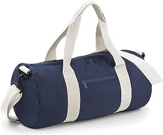 Plain Varsity Barrel/Duffel Bag (20 Liters)