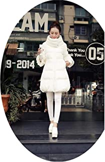 Jacket Women Winter Coat Womens Clothing Medium Long Cotton Padded Slim Warm Jacket Coat A83