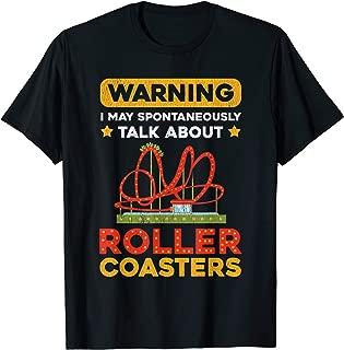 Best roller coaster t shirt design Reviews