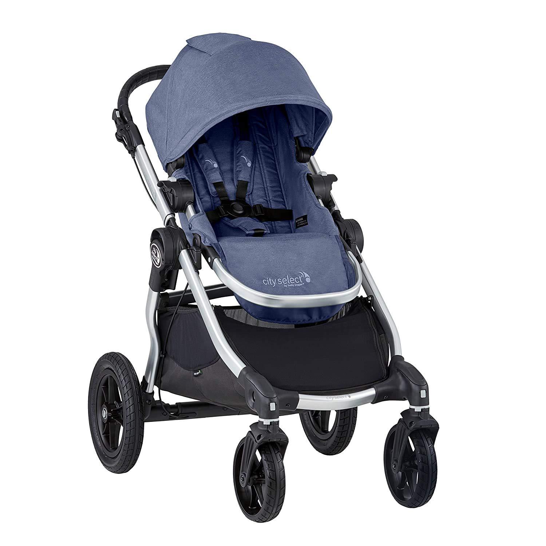 Baby Jogger City Select Single Stroller, Moonlight