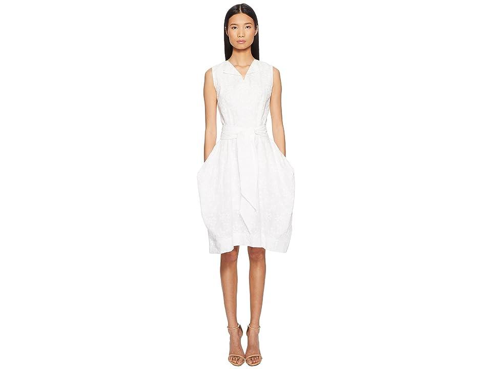 Vivienne Westwood Lotus Dress (White) Women