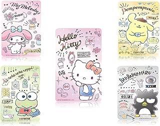 台湾限定 サンリオキャラクターズ 悠遊カード 5枚セット ゆうゆうカード サンリオ 日本未発売 (ライフスタイル カード型) [並行輸入品]