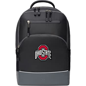 Officially Licensed NCAA Ohio State Buckeyes Alliance Backpack 19 Black