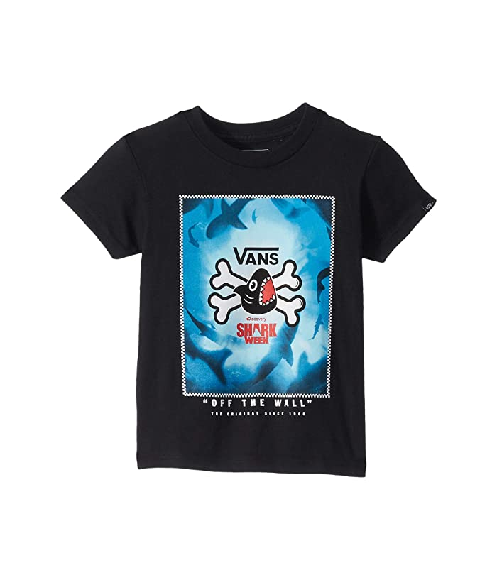 ee2aefb0 Vans Kids Vans X Shark Week Tee Short Sleeve (Toddler) | Zappos.com