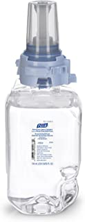 PURELL ADX-7 Advanced Green Certified Hand Sanitizer Foam, 700 mL Sanitizer Refill for PURELL ADX-7 Push-Style Dispenser (Case of 4) - 8704-04