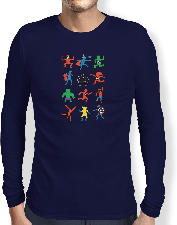 NERDO Herren Mini Heroes T-Shirt