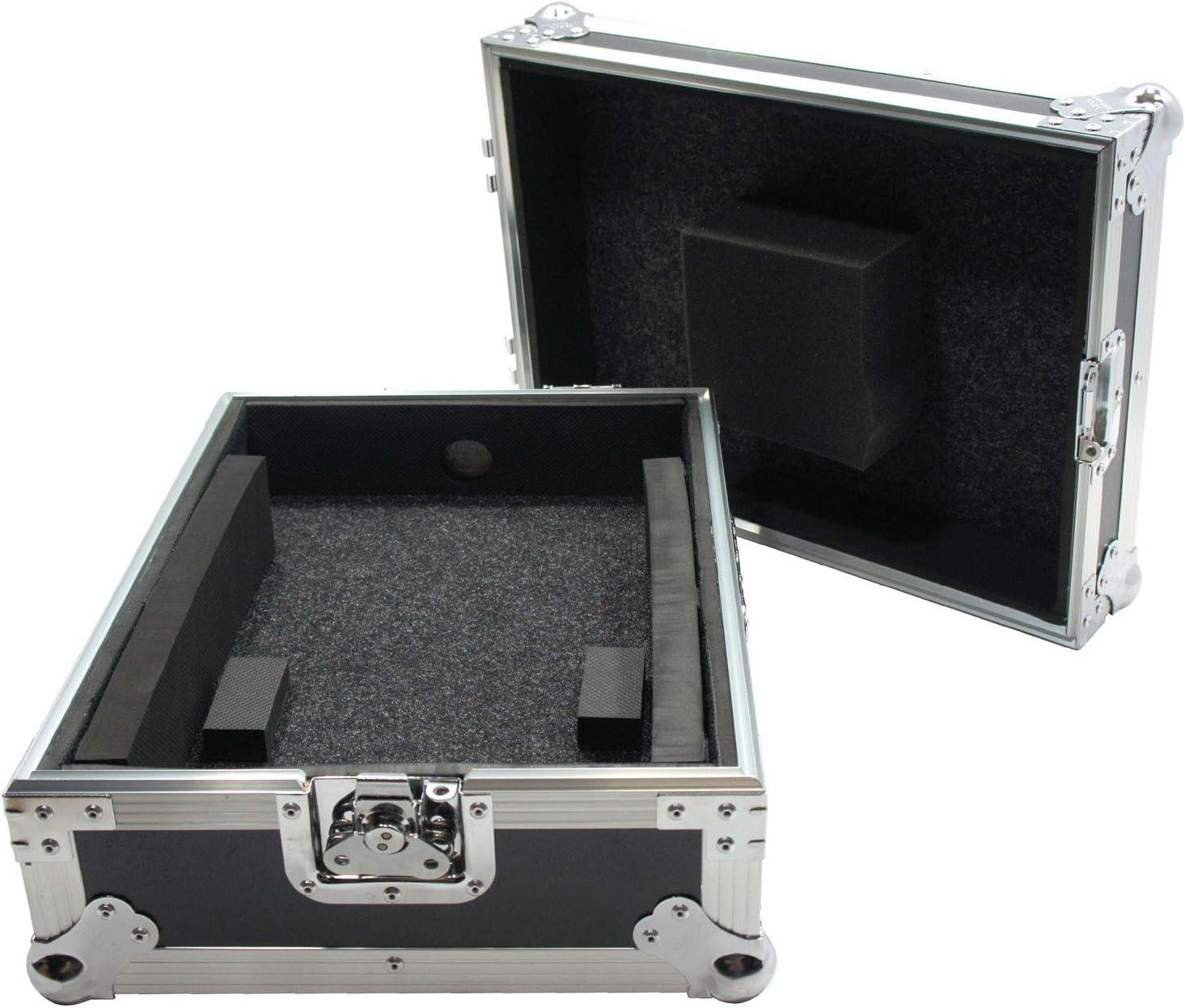 Harmony Max 56% OFF Cases HC12MIX Flight DJ Road Case Directly managed store Travel Foam Com Custom