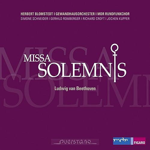 Missa solemnis, Op. 123: Gloria. Allegro vivace