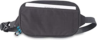 RFID Travel Belt Pouch Waist Bag   Keep Travel Document Safe Water Resistant