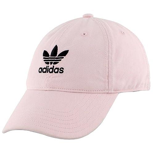 c16d8b0d50fa8 Pink adidas Hat: Amazon.com