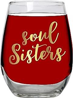 Best soul sister wine glass Reviews